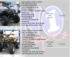 Маркет   Obaldet   ATV 150cc P78K